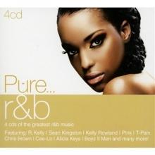 Pure...r&b - de Feat.R.Kelly,Sean Kingston,Kelly Rowland,Pink,T-Pain,Chris Brown etc