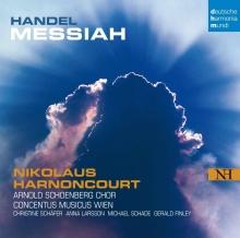 Handel: Messiah - de Nikolaus Harnoncourt,Concertus Musicus Wien