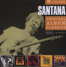 Original Album Classics  - de Santana