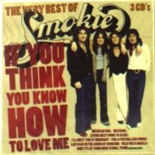 If you think you know how to love me-The very best of - de Smokie