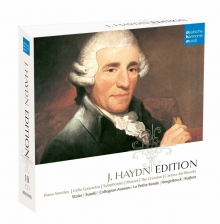 Haydn Edition - de Piano Sonatas,Cello Concerto,Symphonies,Masses,The Creation,L\'anima del filosofo