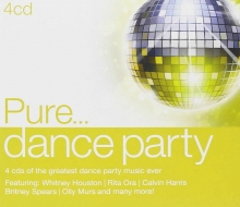 Pure...dance party - de Feat.Whitney Houston,Rita Ora,Calvin Harris,Olly Murs etc