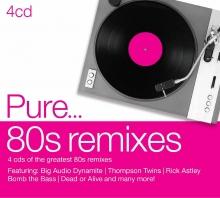 Pure...80s remixes - de Feat...Big Audio Dynamite,Wham!,Rick Astley,Bomb the Bass,Dead or Alive etc.