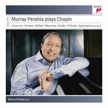 Murray Perahia plays Chopin - de Concertos-Sonatas-Ballades-Mazurkas--Etudes-Preluides