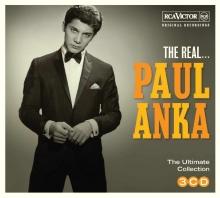 The Real..... - de Paul Anka