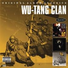 Original Album Classics  - de Wu-Tang Clan