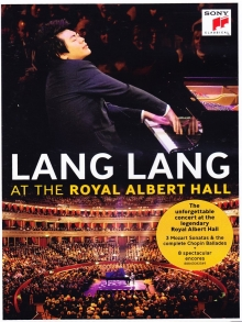 At Royal Albert Hall  - de Lang Lang