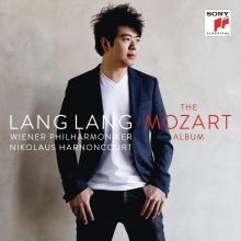 The Mozart Album - de Lang Lang/Wiener Philharmoniker/Nikolaus Harnoncourt