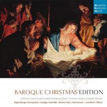 Baroque Christmas Edition - de Christmas Carols/Bach:Christmas Oratorio/Hande:Messiah/Renaissance Christmas music etc