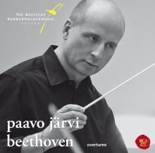 Beethoven-Overtures - de Paavo Jarvi/The Deutsche Kammerphilharmonie Bremen