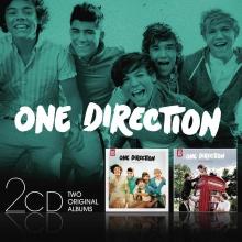 Upp al night/Take me home - de One Direction