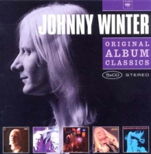 Original Album Classics  - de Johnny Winter