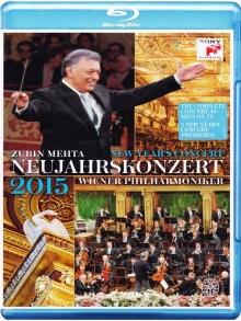 New Year\'s Concert 2015 - de Zubin Mehta-Wiener Philharmoniker