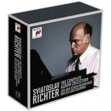 The Complete Album Collection-Live and Studio Recordings for RCA and Columbia - de Sviatoslav Richter