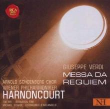 Verdi:Messa Da Requiem  - de Nikolaus Harnoncourt-Wiener Philharmoniker