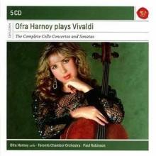Vivaldi:The Complete Cello Concerto and Sonatas - de Ofra Harnoy