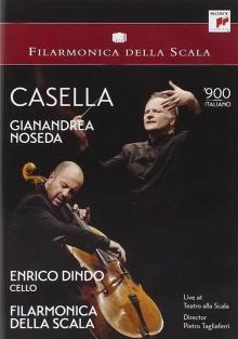 Live at Teatro alla Scala - de Casella/Gianandrea Noseda/Filarmonica della Scala