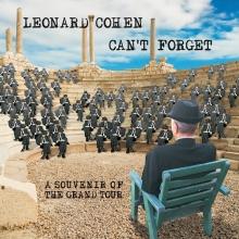 Can\'t Forget: A Souvenir of the Grand Tour - de Leonard Cohen