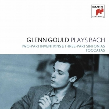 Glenn Gould plays Bach - de Two-part Inventions & Three-part Sinfonias,Toccatas