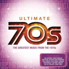 Ultimate 70s - de The Jacksons,Barry Manilow,Bob Dylan,Electric Light Orchestra,Dolly Parton,Billy Ocean etc