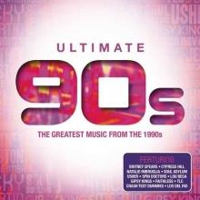 Ultimate 90s - de Britney Spears,Cypress Hill,Natalia Imbruglia,Soul Asylum,Usher,Lou Bega etc.