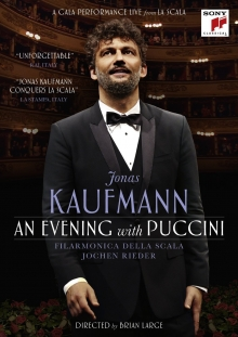 An Evening with Puccini - de Jonas Kaufmann