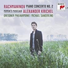 Rachmaninov:Piano Concerto no.2 & Moments Musicaux - de Alexander Krichel/Dresdner Philharmonie/Michael Sanderling
