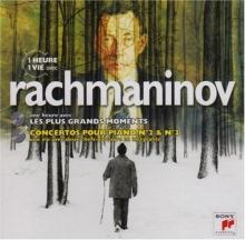 Un Heure,Un Vie avec Rachmaninov - de Ruth Laredo,Emanuel Ax,Yefim Bronfman,Esa-Pekka Salonen
