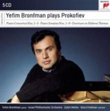 Plays Prokofiev - de Yefim Bronfman
