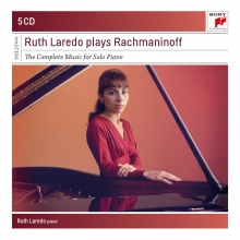 Ruth Laredo plays Rachmaninoff - de The Complete Music for Solo Piano