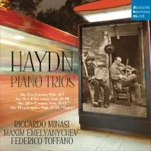 Haydn:Piano Trios - de Riccardo Minasi,Maxim Emelyanychev,Federico Toffano