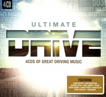 Ultimate Drive - de John Mayer,Van Morrison,George Ezra,Paul Simon,Kasabian etc.