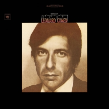 Songs of - de Leonard Cohen