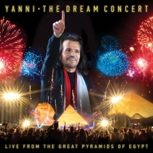 The Dream Concert-Live from the Great Pyramids of Egypt - de Yanni