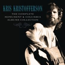 The Complete Monument & Columbia Albums Collection - de Kris Kristofferson