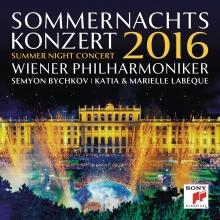 Sommernachts Konzert 2016 - de Katia&Marielle Labeque/Wiener Philharmoniker/Semyon Bychkov