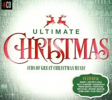 Ultimate Christmas - de Wham!,Destiny's Child,Kelly Clarkson,Susan Boyle,Frank Sinatra,Pentatonix etc