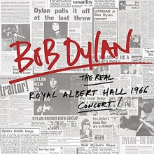 The Real-Royal Albert Hall 1966-concert - de Bob Dylan