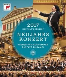 New Year\'s Concert 2017/NeujahrsKonzert 2017 - de Gustavo Dudamel,Wiener Philharmoniker