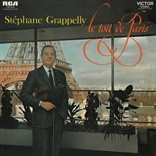 Le toit de Paris - de Stephane Grappelly
