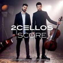 SCORE - de 2 Cellos