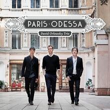 Paris-Odessa - de David Orlowsky Trio
