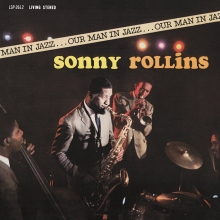 Man in jazz...Our man in jazz... - de Sonny Rollins