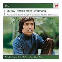Murray Perahia plays Schumann - de Murray Perahia/Berliner Philharmoniker/Abbado