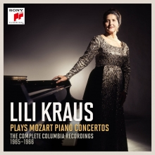 Lili Kraus plays Mozart Piano Concertos - de The Complete Columbia Recordings 1965-1966