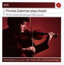 Pinchas Zukerman plays Vivaldi - de Pinchas Zukerman/Stern/Perlamn/Sillito/English Chamber Orchestra