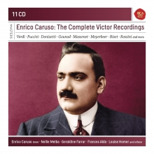 The Complete Victor Recordings - de Enrico Caruso