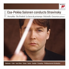 Esa-Pekka Salonen conducts Stavinsky - de Petrushka,The Firebird,Le Sacre du printemps,Pulcinella,Concertos