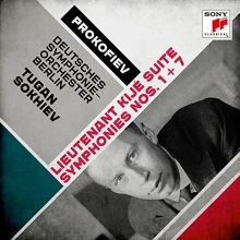 Prokofiev:Lieutenant KIJE Suite/Symphonies nos.1+7 - de Tugan Sokhiev,Deutsches Symphonie Orchestra Berlin