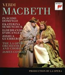 Verdi: Macbeth - de Placido Domingo,Ekaterina Semenchuk,Ildebrando D\'Arcangelo,Joshua Guerrero/The La Opera Orchestra and Chorus/James Conlon